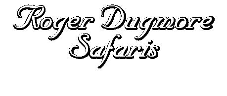 Roger Dugmore Safaris